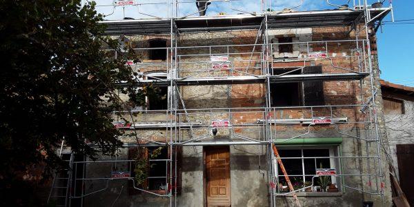 rénovation de maison à Castelnaudary